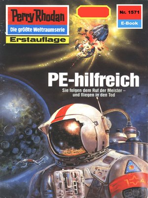 cover image of Perry Rhodan 1571