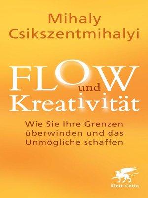 cover image of FLOW und Kreativität