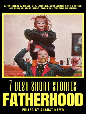 cover image of 7 best short stories--Fatherhood
