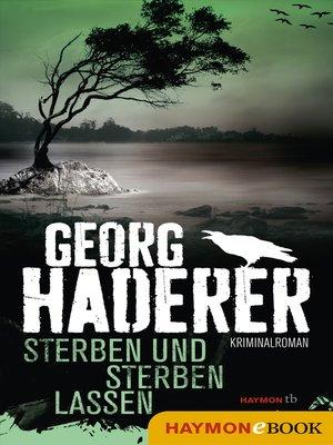 cover image of Sterben und sterben lassen