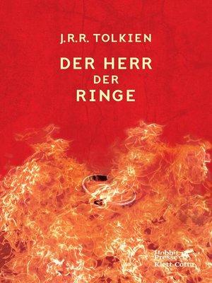 cover image of Der Herr der Ringe