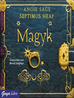 cover image of Septimus Heap. Magyk