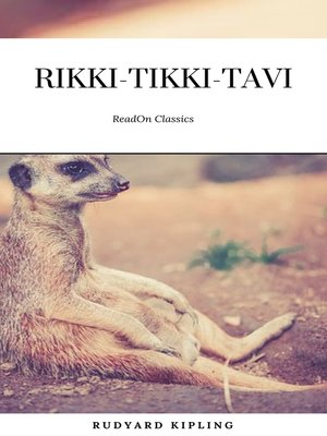 cover image of Rikki-Tikki-Tavi (ReadOn Classics)