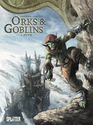 cover image of Orks & Goblins. Band 2