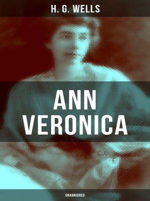 cover image of Ann Veronica (Unabridged)