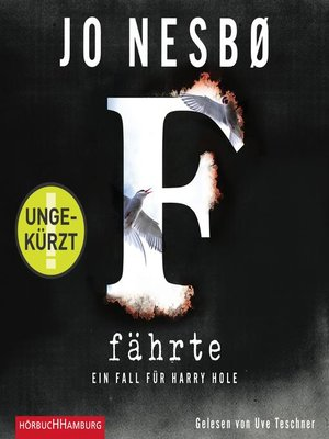 cover image of Die Fährte
