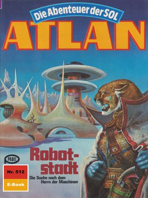cover image of Atlan 512