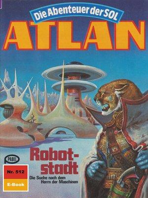 cover image of Atlan 512