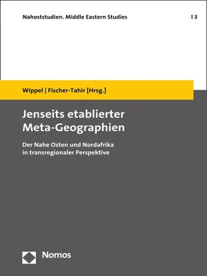 cover image of Jenseits etablierter Meta-Geographien