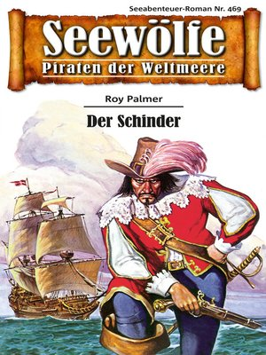 cover image of Seewölfe--Piraten der Weltmeere 469