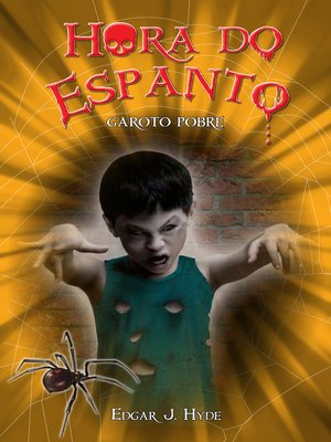 cover image of O garoto pobre