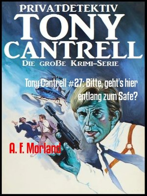 cover image of Tony Cantrell #27