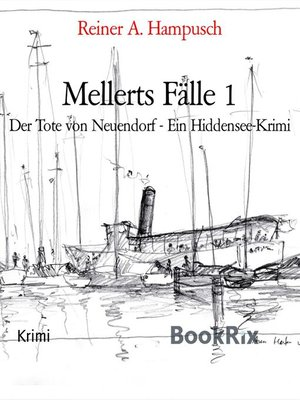 cover image of Mellerts Fälle 1