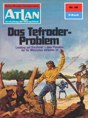 cover image of Atlan 98