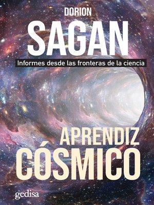 cosmic apprentice sagan dorion