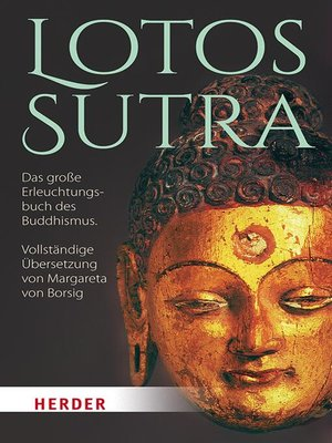 cover image of Lotos-Sutra