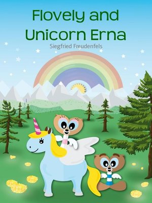 cover image of Flovely and Unicorn Erna