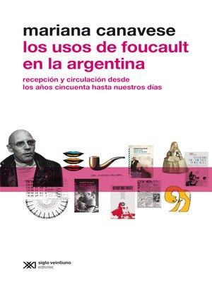 cover image of Los usos de Foucault en la Argentina