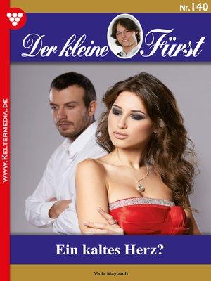 cover image of Der kleine Fürst 140 – Adelsroman