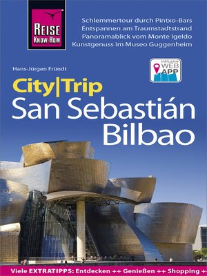 cover image of Reise Know-How CityTrip San Sebastián und Bilbao