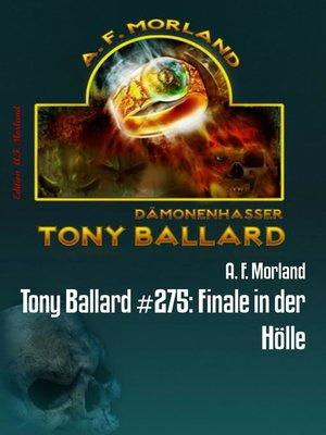 cover image of Tony Ballard #275