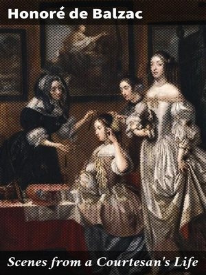 cover image of Scenes from a Courtesan's Life