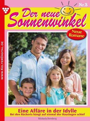 cover image of Der neue Sonnenwinkel 3 – Familienroman