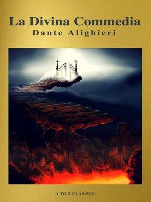 cover image of La Divina Commedia (Navigazione migliore, TOC attivo) (Classici dalla a alla Z)
