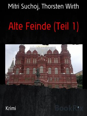 cover image of Alte Feinde (Teil 1)