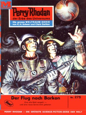 cover image of Perry Rhodan 275