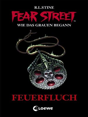 cover image of Fear Street 33--Feuerfluch