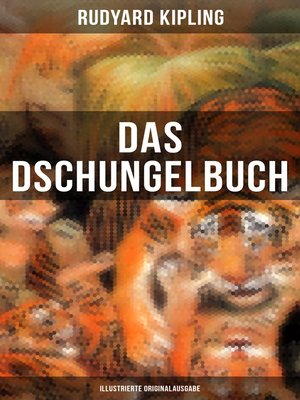 cover image of Das Dschungelbuch (Illustrierte Originalausgabe)
