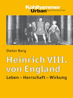 cover image of Heinrich VIII. von England