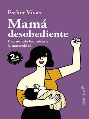 cover image of Mamá desobediente