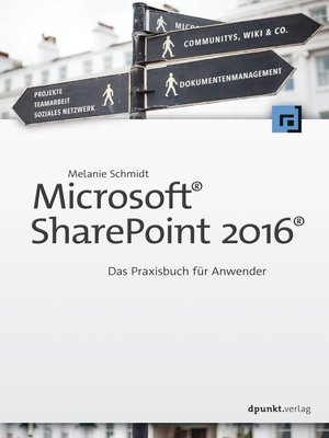 cover image of Microsoft® SharePoint 2016®