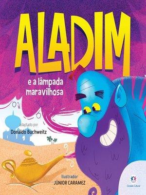 cover image of Aladim e a lâmpada maravilhosa
