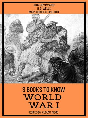 cover image of 3 books to know World War I