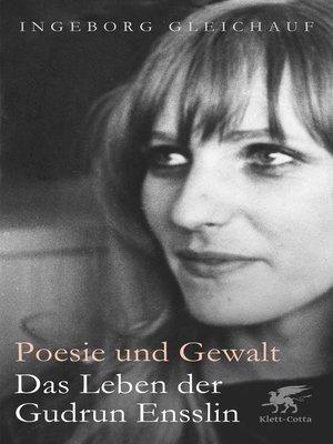 cover image of Poesie und Gewalt