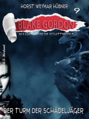 cover image of Blake Gordon #9