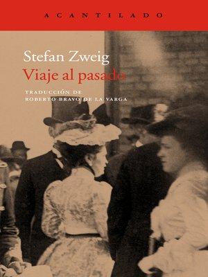 cover image of Viaje al pasado