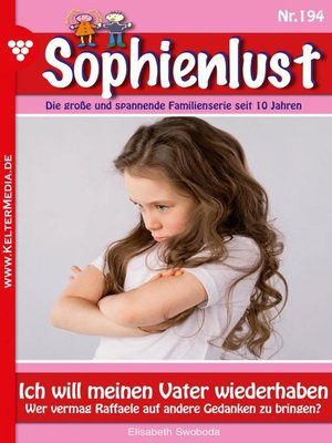 cover image of Sophienlust 194 – Familienroman