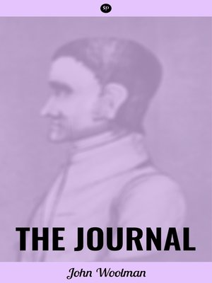 cover image of The Journal of John Woolman