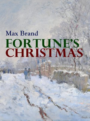 cover image of Fortune's Christmas