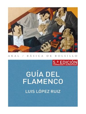 cover image of Guía del flamenco