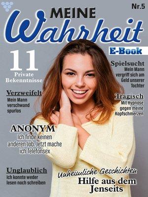 cover image of Meine Wahrheit 5