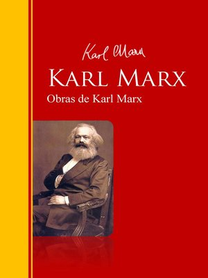 cover image of Obras de Karl Marx