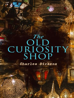 cover image of The Old Curiosity Shop