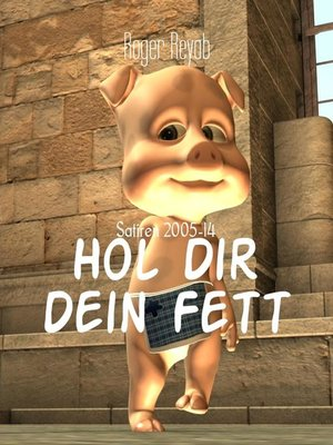 cover image of Hol Dir Dein Fett