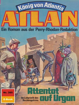 cover image of Atlan 385