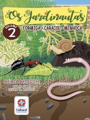 cover image of Os Jardinautas 2